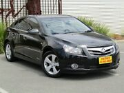 2012 Holden Cruze JH Series II MY13 CDX Black 6 Speed Sports Automatic Sedan Melrose Park Mitcham Area Preview