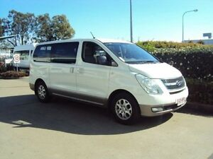 2009 Hyundai iMAX TQ-W White 4 Speed Automatic Wagon Acacia Ridge Brisbane South West Preview
