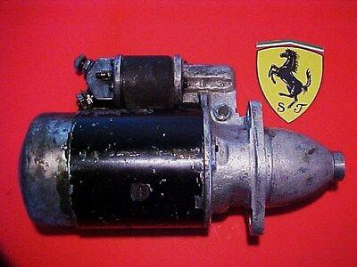 Ferrari 365 Engine Starter Motor MAGNETI MARELLI 365 GTB/4 Daytona GTS/4 C/4 OEM