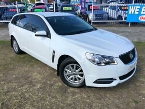 2015 Holden Commodore VF MY15 Evoke White 6 Speed Automatic Sportswagon Dapto Wollongong Area Preview