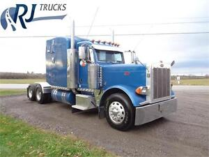 2007 PETERBILT 379L, CAT C-15 ENGINE
