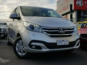 2019 LDV G10 Silver Sports Automatic Wagon Hoppers Crossing Wyndham Area Preview