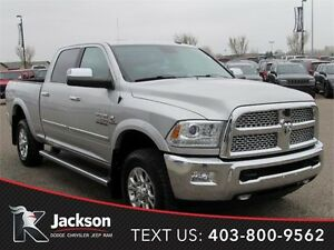 2013 Ram 3500 Laramie - Heated/Ventilated Leather, Nav