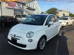 2012 FIAT 500 Pop LOW LOW KM