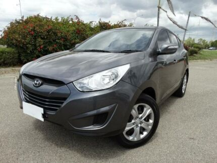 2013 Hyundai ix35 LM MY13 Active (FWD) Grey 5 Speed Manual Wagon Vincent Townsville City Preview