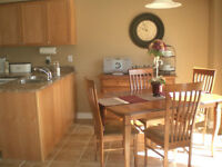 Executive Furnished Townhome in Central Niagara / St Catharines