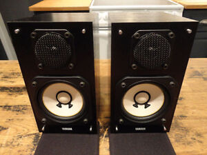 VINTAGE YAMAHA NS10 MM NS-10MM MINI MONITOR IMPECCABLE