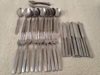 VINERS LARGE CUTLERY SET , used