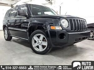 2010 Jeep Patriot North 4x4/TOIT/GRP EL/AC/MAGS/SUPER PROPRE