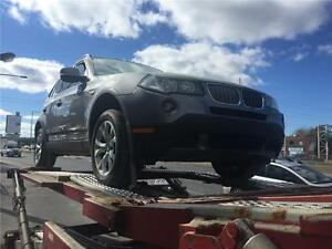 2010 BMW X3 28i-FULL-AUTOMATIQUE-MAGS-CUIR-TOIT OUVRANT