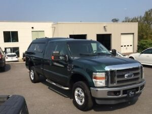 Ford Super Duty F-250 SRW 4WD SuperCab 2010