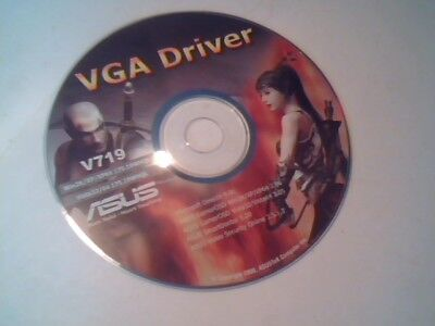 Support Cd Asus Vga Driver V719 Directx Gamerosd Smartdoctor En6200 En6600 Etc