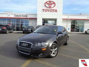 2006 Audi A3 2.0T DEALER INSPECTED AND FULLY RECONDITIONED