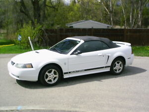 2002 Ford Mustang Coupe (2 door) ONLY 118456 klms