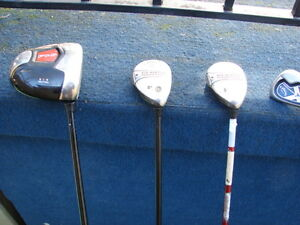Men's Right Hand Golf sets Callaway with golf bag