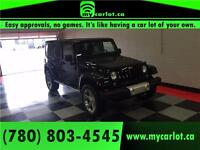 YOU ARE APPROVED*************2014 Jeep Wrangler Unlimited Sahara