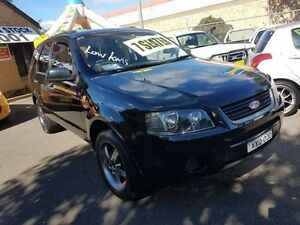 2005 Ford Territory SX TX (RWD) Black 4 Speed Auto Seq Sportshift Wagon Campbelltown Campbelltown Area Preview