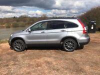 2008 Honda CR-V 2.2 diesel 4x4 estate swap px sale