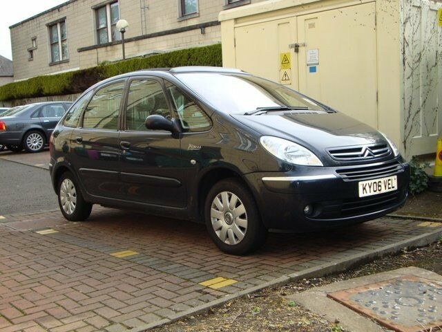 citroen xsara picasso 1 6 hdi exclusive in murrayfield edinburgh gumtree. Black Bedroom Furniture Sets. Home Design Ideas
