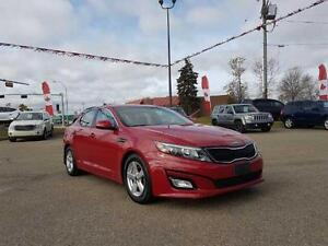 "2015 Kia Optima LX ""WOW only $126.59 bw EVERYONE APPROVED"""