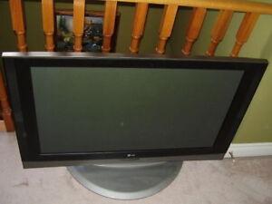 "42"" LG Plasma Tv and  42"" Samsung Plasma Tv"