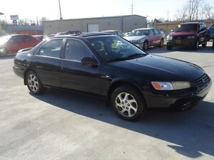1998 Toyota Camry Convertible