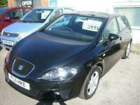 SEAT LEON WITH LOW MILES