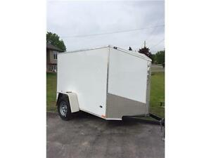 NEW PLUS SERIES ENCLOSED CARGO TRAILERS ON SALE FROM $2995