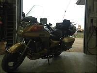 SAFETIED!!     1987 YAMAHA VENTURE ROYAL  ONLY $2995