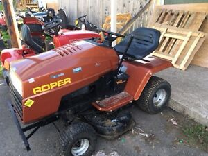 Roper Tracker to 400CC Briggs & Stratton Industrial Commercial