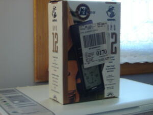"Brand New In The Box GARMIN GPS-12 ""Personal Navigator"""