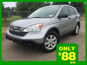 2007 Honda CR-V EX AWD **VERY LOW KMS!!!**