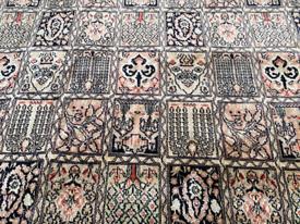Beautiful Indian Silk Rug
