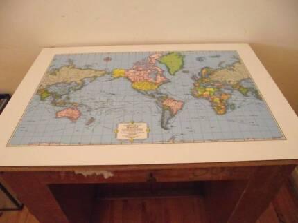 Map desk desks gumtree australia free local classifieds retro desk gumiabroncs Choice Image