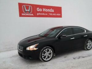 2013 Nissan Maxima SV, LEATHER, SUNROOF