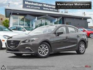 2015 MAZDA 3 GS-SKY AUTO |NAV|CAMERA|1 OWNER|WARRANTY|PHONE