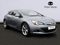 2015 VAUXHALL GTC COUPE