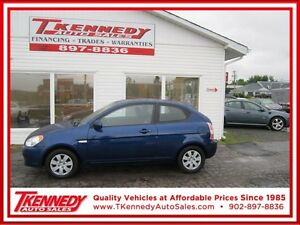 2011 HYUNDAI ACCENT LOW KM ONLY $4,988.00