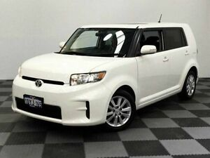 2012 Toyota Rukus AZE151R Build 3 Hatch White 4 Speed Sports Automatic Wagon Edgewater Joondalup Area Preview