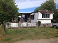 Mobile Home in Midway BC - Move-in Ready