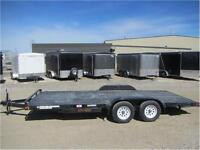 Rainbow Trailers *** 20 Foot *** 7K Car & Equipment Hauler !