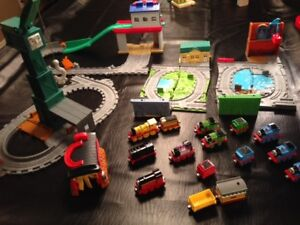 Thomas train expansion packs and engines/accessories