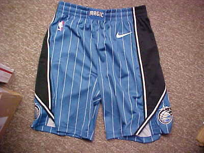 89340bcc NBA Orlando Magic Game Worn Team Issued 2018 Nike Basketball Shorts Size 38