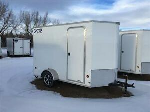 New Southland/Royal XR 6x12 Enclosed Trailer