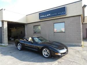 2003 Chevrolet Corvette, Chrome Wheels, Bose Sound System, Autom