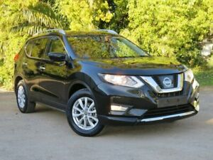 2018 Nissan X-Trail T32 Series II ST-L X-tronic 4WD Black 7 Speed Constant Variable Wagon Morphett Vale Morphett Vale Area Preview