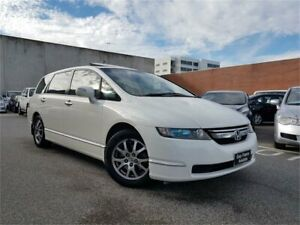 2007 Honda Odyssey 20 MY06 Upgrade Luxury 5 Speed Sequential Auto Wagon Osborne Park Stirling Area Preview
