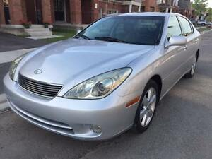 2005 Lexus ES 330 Fully Loaded, All New Tires, New Safety etest