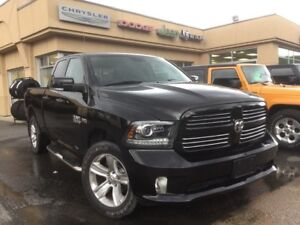 2013 Ram 1500 SPORT - NAVIGATION - PUSH TO START