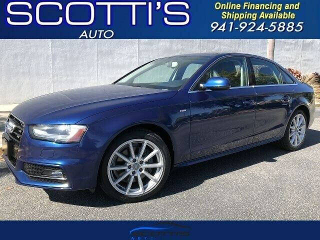 2015 Audi A4, Utopia Blue Metallic with 82864 Miles available now!